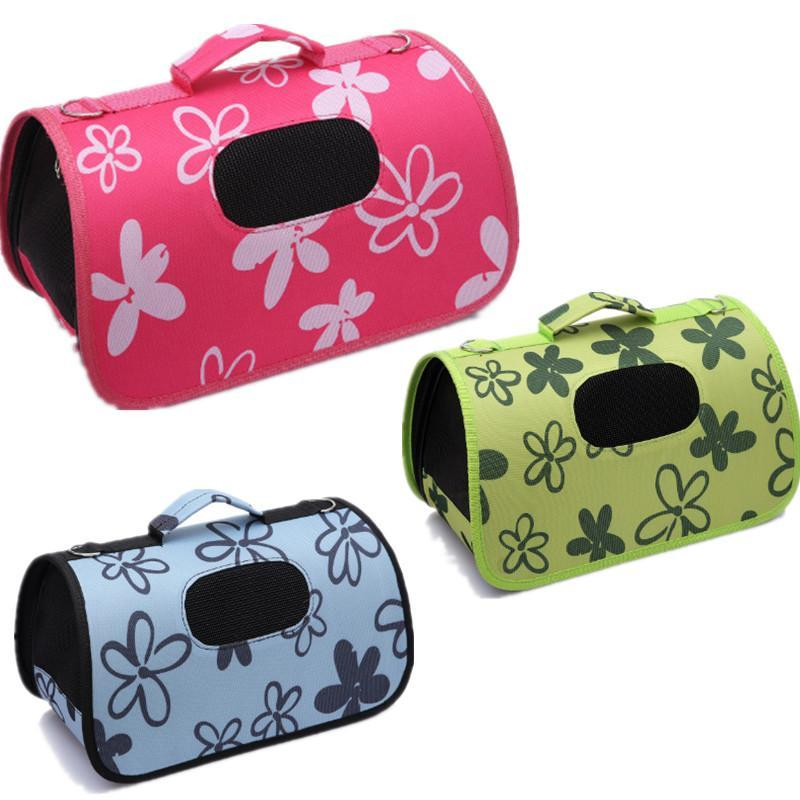 cutecatslovers Breathable Cat Carrier Availible in 3 Cute colors