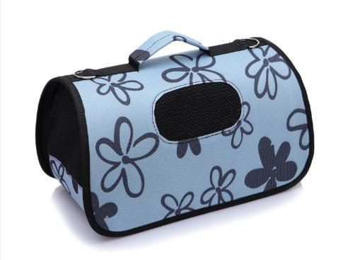 cutecatslovers C / 36X21X21CM Breathable Cat Carrier Availible in 3 Cute colors