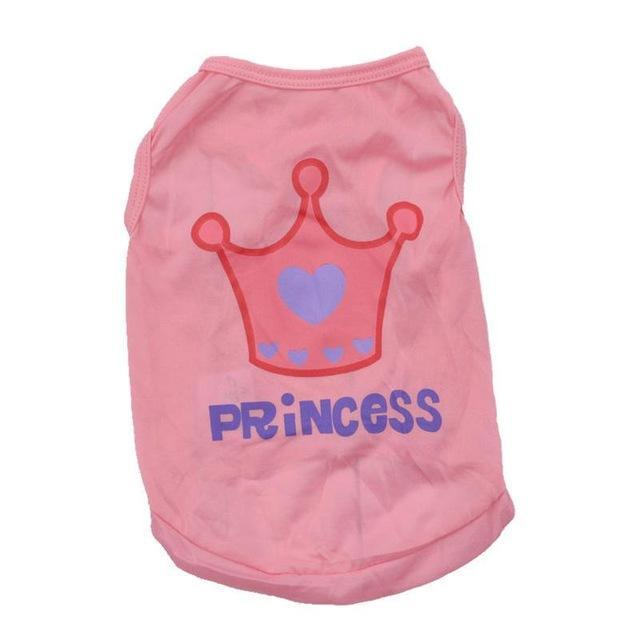 cutecatslovers Cat Clothes / XS Great Motives Cat Clothes - VIP, I Love My Mommy / Daddy and a lot more