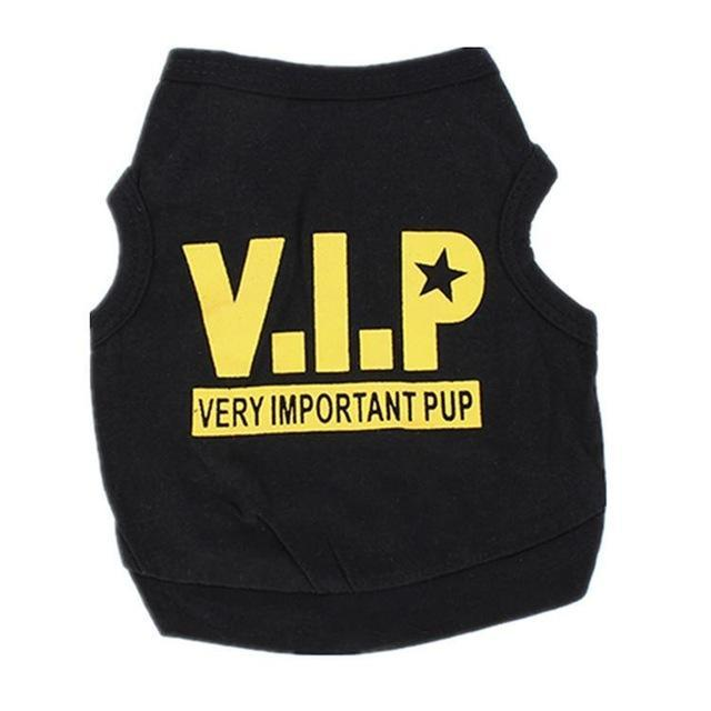 cutecatslovers Cat Clothing / XS Great Motives Cat Clothes - VIP, I Love My Mommy / Daddy and a lot more
