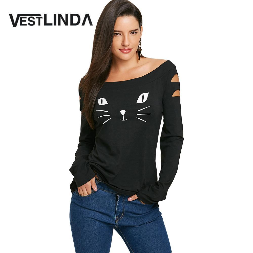 cutecatslovers Cat Eyes Popular Fashion T-Shirt