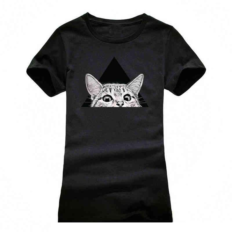 cutecatslovers Cat Looking Out Of T-Shirt