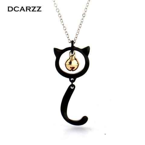 cutecatslovers Cat Noir Miraculous Ladybug Necklace