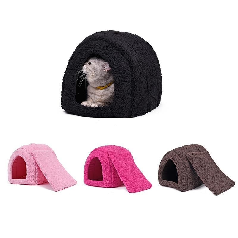 cutecatslovers Cotton Cat Cave is a great place for your Cat to have some privacy