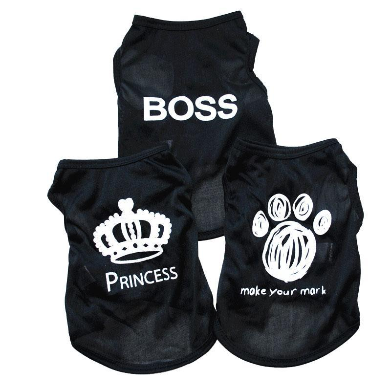 cutecatslovers Cute Motives - Boss, Princess, Make Your Mark Summer Cat Shirt / Vest