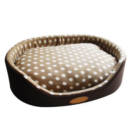 cutecatslovers Dark Coffee / M Dual-use Pet Cat Bed Sleeping Nest Detachable House High Quality