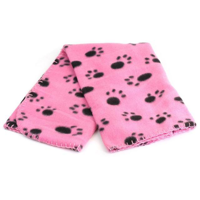 cutecatslovers Default Title Cute Soft Warm Blanket for Cats (100% Cotton)