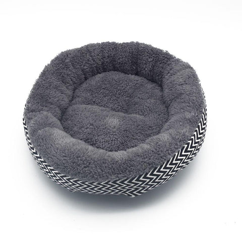 cutecatslovers Fine joy Cat Bed Kennel, Very Soft Cushion for Your Cat
