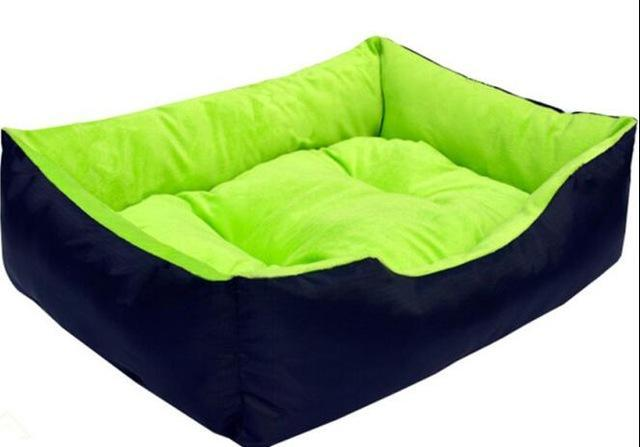 cutecatslovers GREEN / L 62X50CM Waterproof Cat Bed In Trending colors availible in different sizes