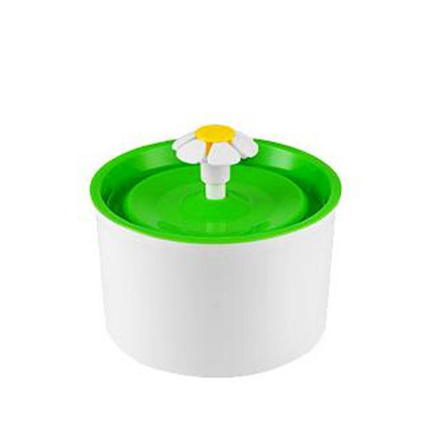 cutecatslovers Green1 / EU Plug / 1.6L 1.6L Automatic Cat Feeding Watering Electric Drinking Fountain For your Cat