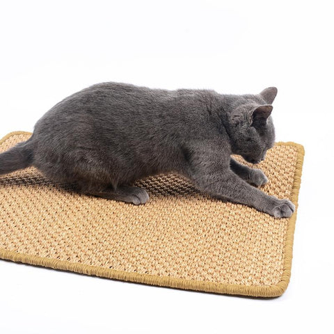 cutecatslovers Large Size Sisal Cat Scratcher Board Scratching Post Mat Toy For Your Cat