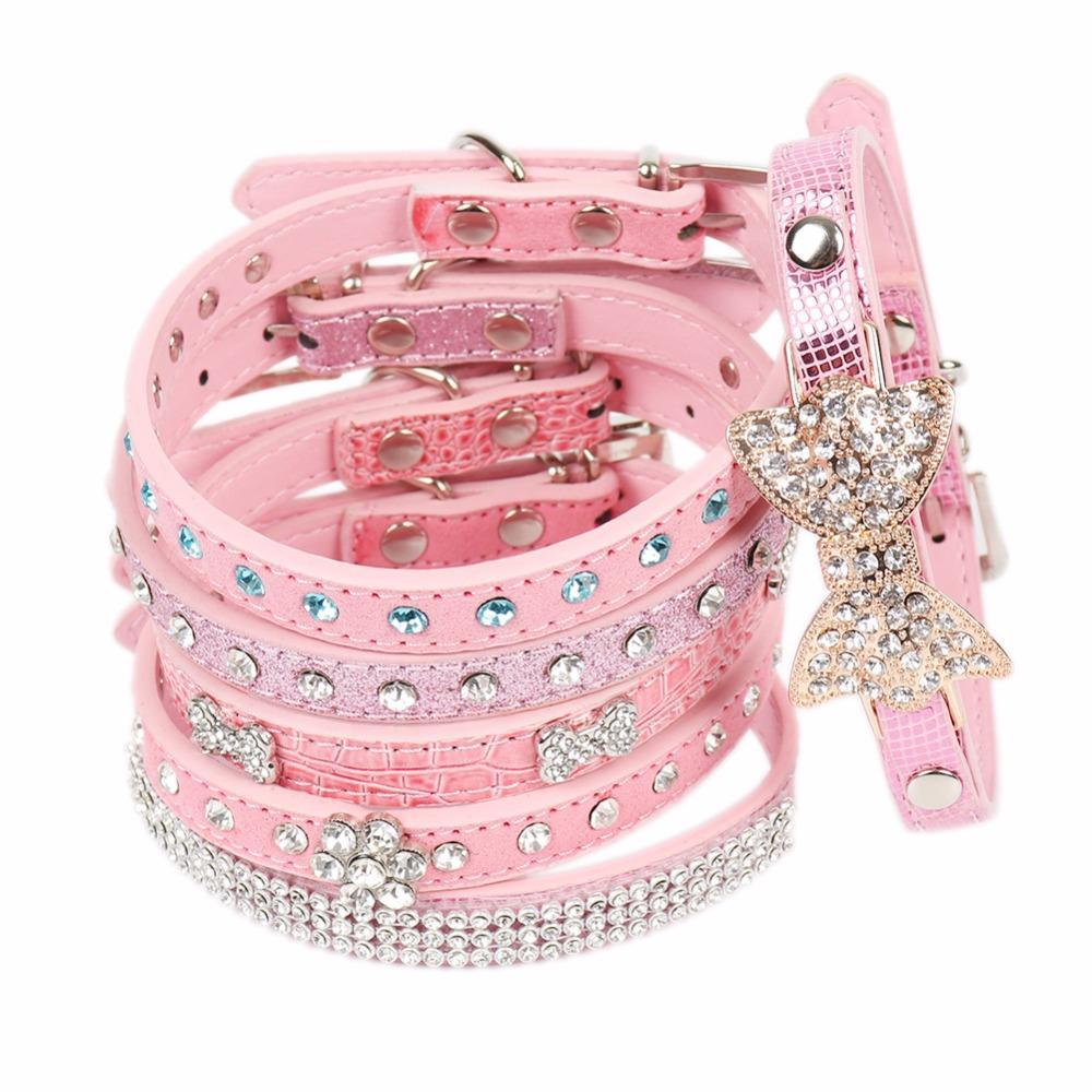cutecatslovers Pink Cute Cat Collar that your Cat will Love