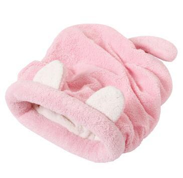 cutecatslovers Pink / M / China Lovely Cat Bed, Soft & Warm, a great hideout for Your Cat
