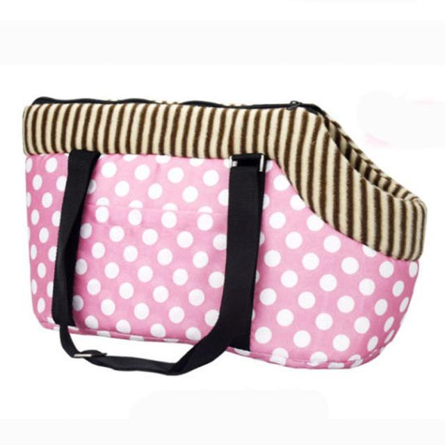 cutecatslovers pink / S Fashion Cat Carrier Bag That will Make You and Your Cat Stand out From The Crowd