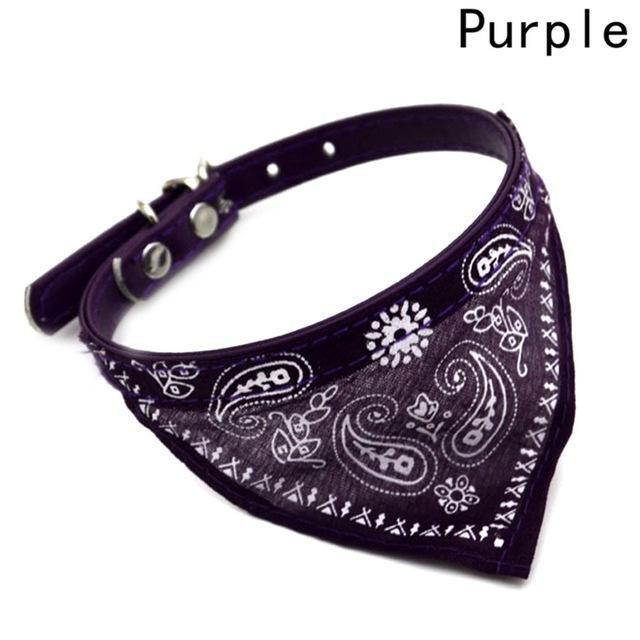 cutecatslovers PP Fashion Bandana Adjustable Cat Scarf Necklace