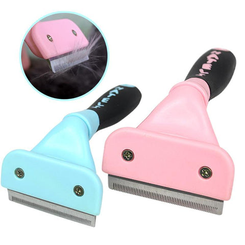 cutecatslovers Professional Cat Hair Deshedding, Furmins Grooming Tool To Make Your Cat Even More Perfect