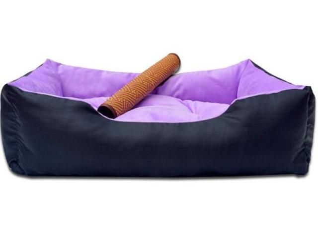 cutecatslovers PURPLE / L 62X50CM Waterproof Cat Bed In Trending colors availible in different sizes