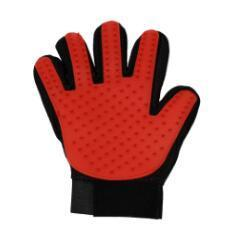 cutecatslovers Red / M Deshedding Brush Glove for Your Cat, Availible In Beautiful Colors