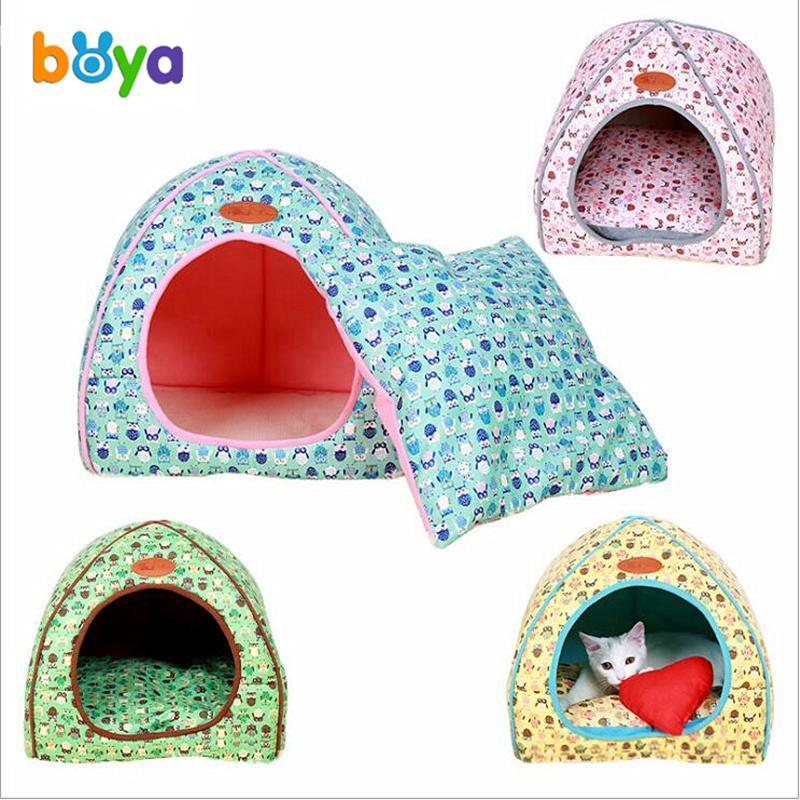 cutecatslovers Soft Cat Bed that is also Warm, Washable Tent, Dirt-resistant