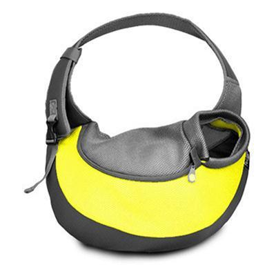 cutecatslovers Yellow / S Cat Backpack Carrier Bag is Great Accessory for Traveling or Trips