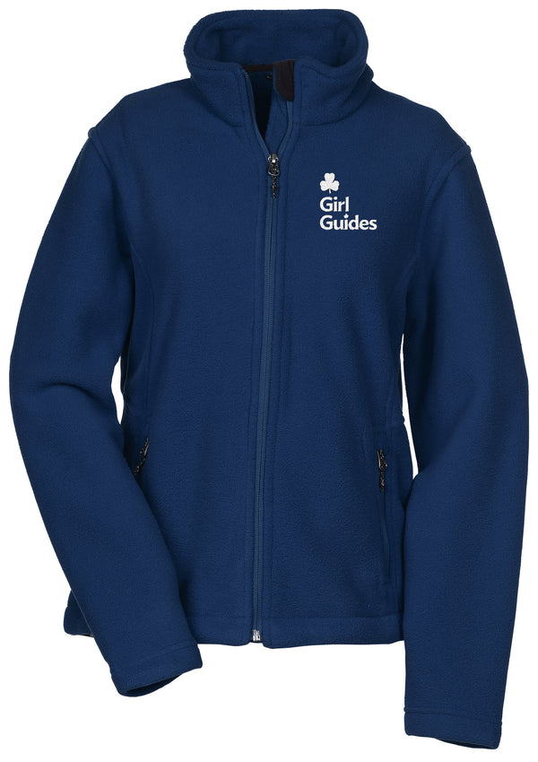 GGC FLEECE JACKET ADULT