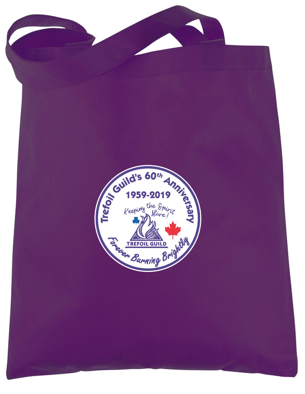 Trefoil Guild 60th Anniversary Tote