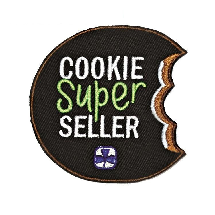 COOKIE SUPER SELLER CREST - MINT