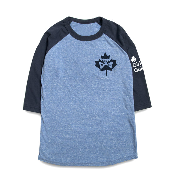GGC Retro Baseball Shirt - YOUTH