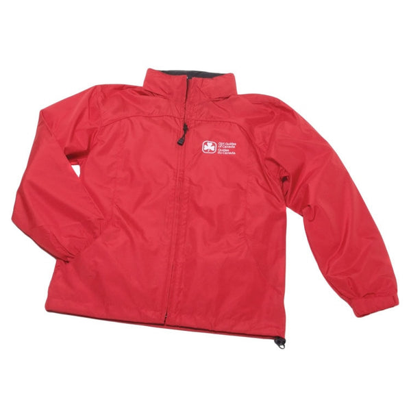INTERNATIONAL JACKET (RED) ADULT