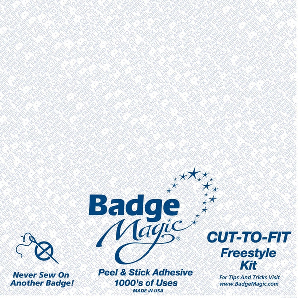 BADGE MAGIC INSTANT ADHESIVE SHEET