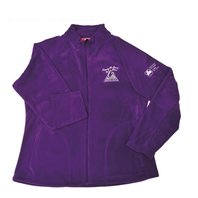 TREFOIL GUILD FLEECE JACKET