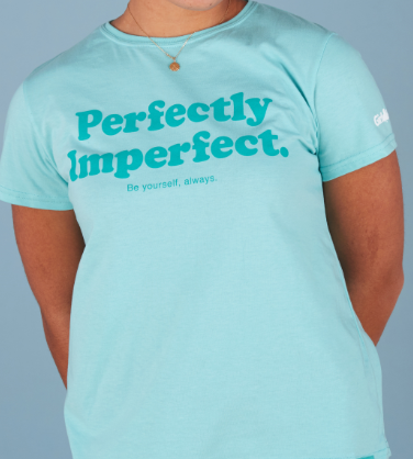 Be Line - Perfectly Imperfect. Be yourself, always. T-Shirt
