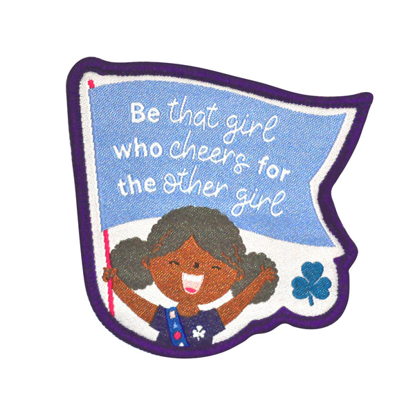 Be that Girl Crest