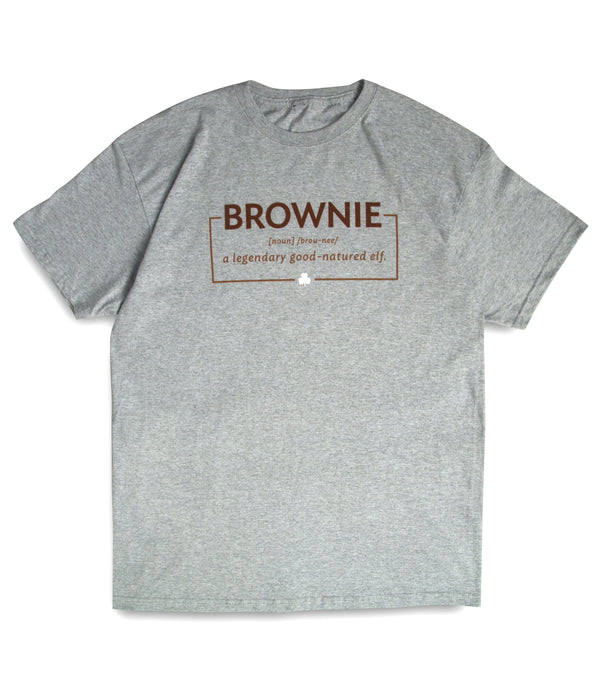 Definition T-Shirt Adult - BROWNIE