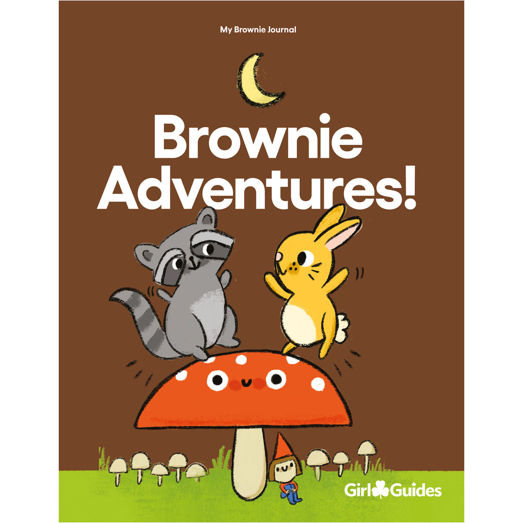 Brownie Journal: Brownie Adventures!