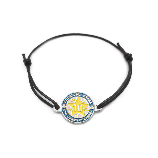 Cookie All Star 10th Anniversary Bracelet