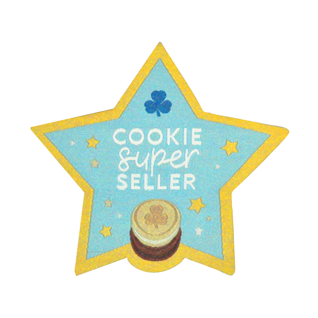 Cookie Super Seller Crest - Classic