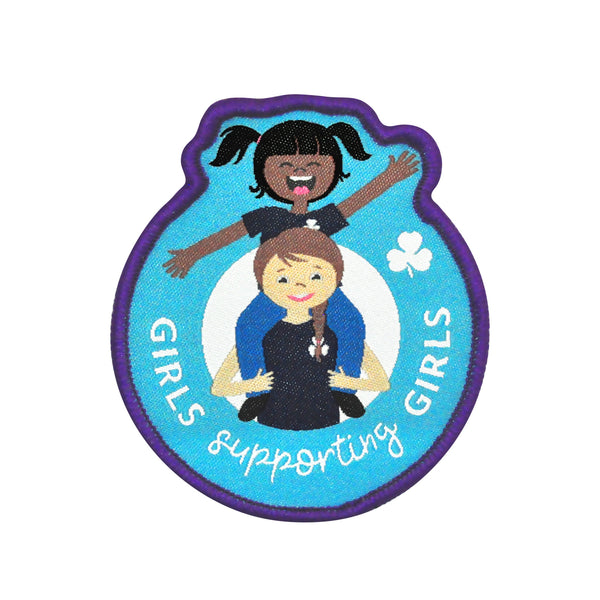 Girls Supporting Girls Crest
