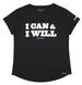 Be Line - I can & I will. Be a force. T-Shirt