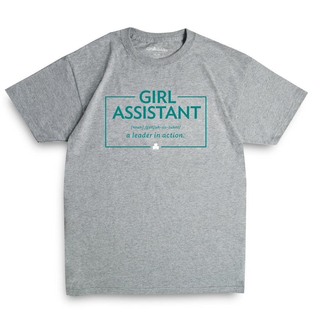 Definition T-Shirt Adult - GIRL ASSISTANT