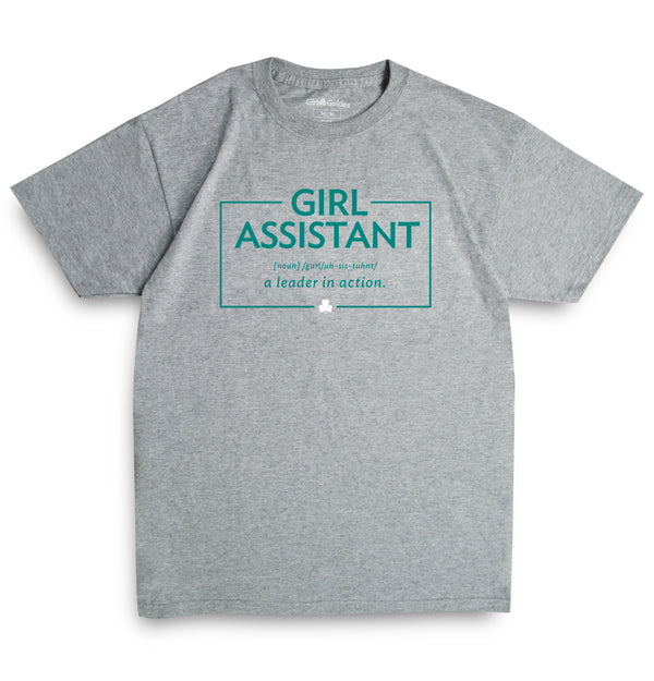 Definition T-Shirt Youth - GIRL ASSISTANT
