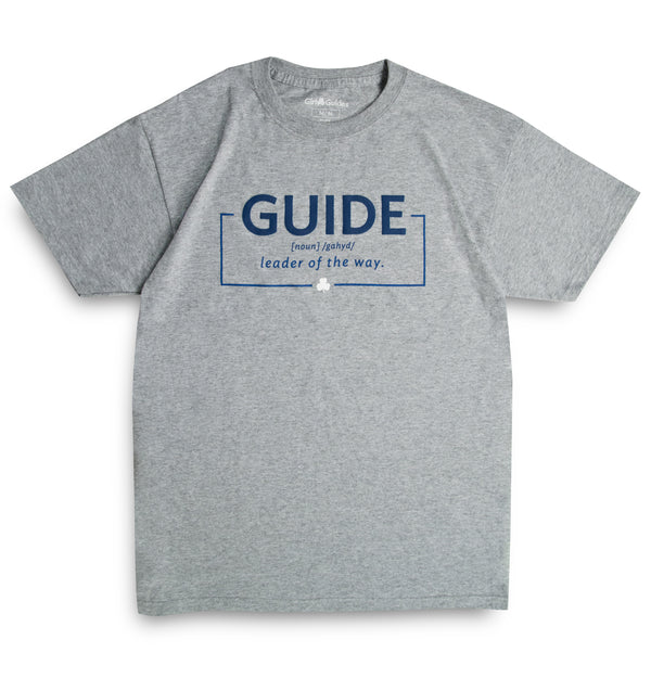 Definition T-Shirt Adult - GUIDE