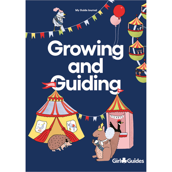 Guide Journal: Growing and Guiding