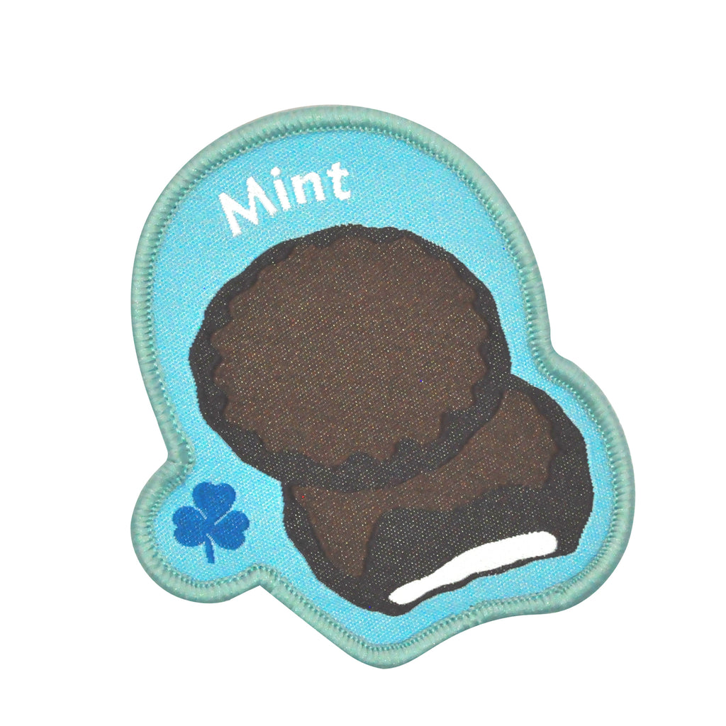 Cookie Crest - Mint