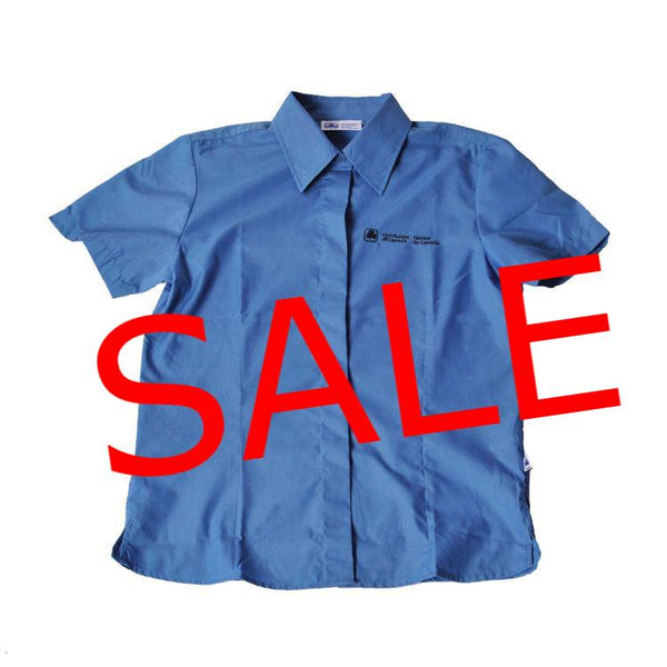 PRIOR UNIFORM - BLOUSE - SHORT SLEEVE ADULT