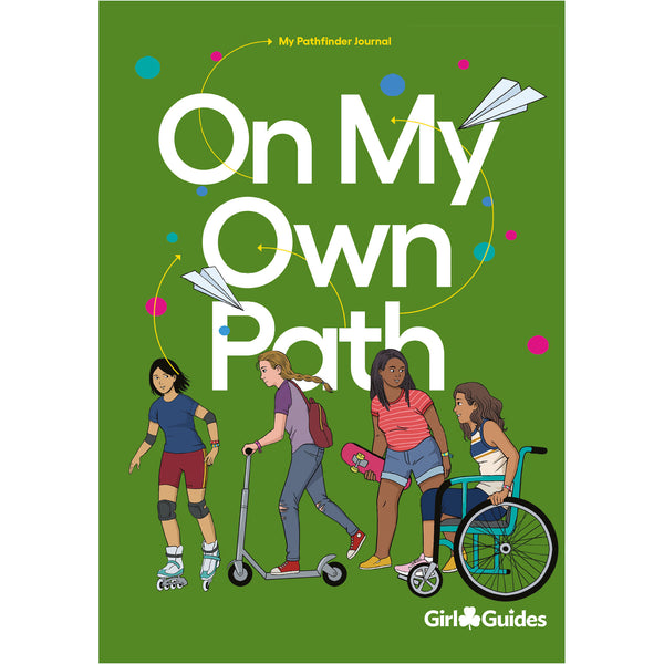 Pathfinder Journal: On My Own Path