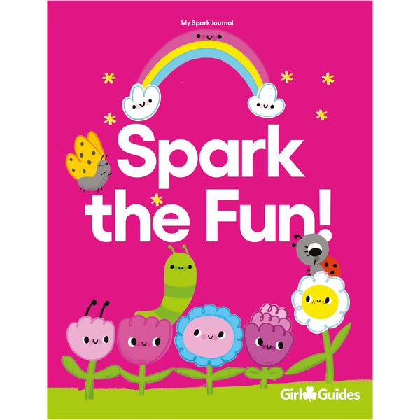 Spark Journal: Spark the Fun!