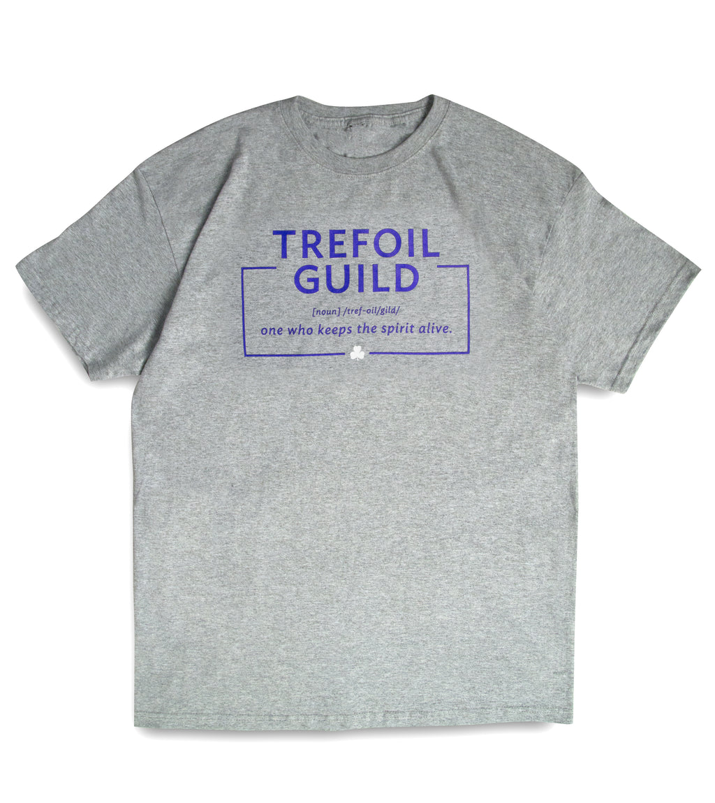 Definition T-Shirt Adult - TREFOIL GUILD
