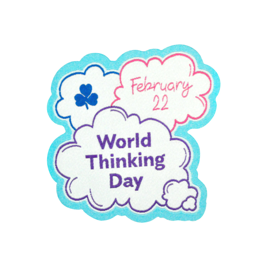 World Thinking Day Crest