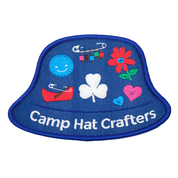 CAMP HAT CREATIONS  CREST